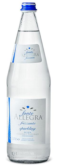 Fonte Allegra вода минеральная газированная, 1 лA0230Источники Allegra и Tavina - это чистые родниковые воды из древнего ледникового бассейна Ломбардии, Альпийских склонов, расположенных в природном парке Альто-Гарда. На протяжении многих лет фирма стремительно развивается, гарантируя высокое качество и гибкую систему производства, которая позволяет быстро реагировать на новые требования потребителей. Подходит для диет, с низким содержанием натрия; • Стимулирует пищеварение; • Подходит для грудных детей; • Подходит для приготовления пищи для младенцев; • Подходит для спортсменов и людей с активным образом жизни. Сбалансированная концентрация микроэлементов: магний, кальций,фтор, калий, бикарбонат, оксид кремния.