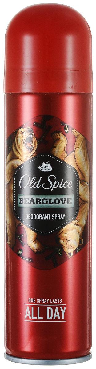 "Old Spice Дезодорант-спрей ""Bearglove"", 125 мл OS-81444643"