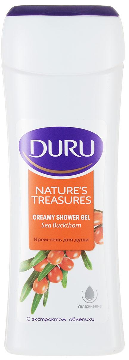 Duru Natures Treasures Гель для душа Облепиха 250мл8003206003Благодаря уникальному сочетанию увлажняющих масел и экстракта облепихи, крем-гель для душа делает вашу кожу сияющей и обновленной. Ваша кожа выглядит нежной и бархатистной.
