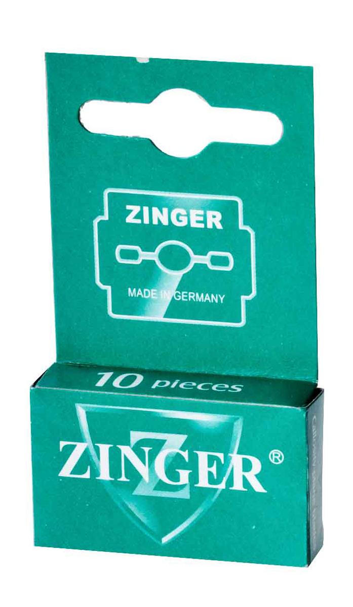 Zinger Лезвия для экстактора зеленые zo-BLADES-10-S, 10 штук35050Комплект лезвий для педикюрного станка