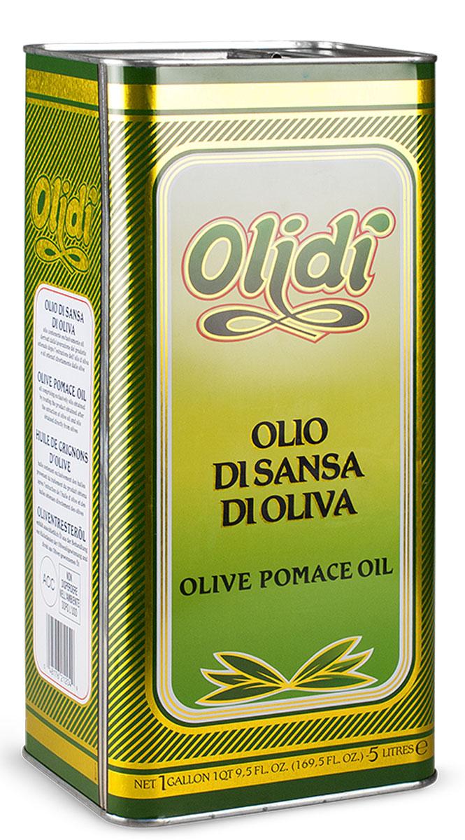 Bianca Ferrari масло оливковое для жарки, 5 лSANSA5000Оливковое масло второго отжима Olio Di Sansa Di Oliva (Санса) Помас - это смесь ректифицированного оливкового масла, полученного из оливковых выжимок (жмыха) и оливкового масла Extra Vergine, полученного из оливок без химических преобразований. Подходит для жарки, выпечки и заправки салатов. Не образует концерагенов при нагревании, что позволяет несколько раз использовать для жарки и приготовления блюд во фритюре. Не содержит ГМО.
