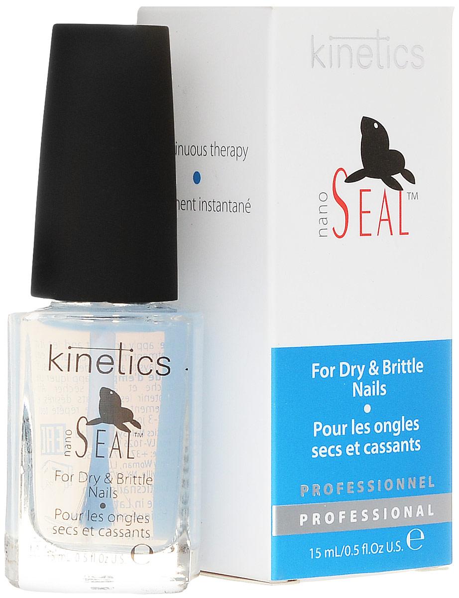 Kinetics Средство для ухода за сухими и ломкими ногтями Dry&Brittle, 15 млKTR03NСредство для ухода за сухими и ломкими ногтями Kinetics Dry&Brittle - интенсивный уход для сухих и ломких ногтей. В состав вошел уникальный комплекс витаминов А, Е, В, С и микроэлементов, позволяющих быстро восстановить естественные защитные свойства ногтевой пластины.