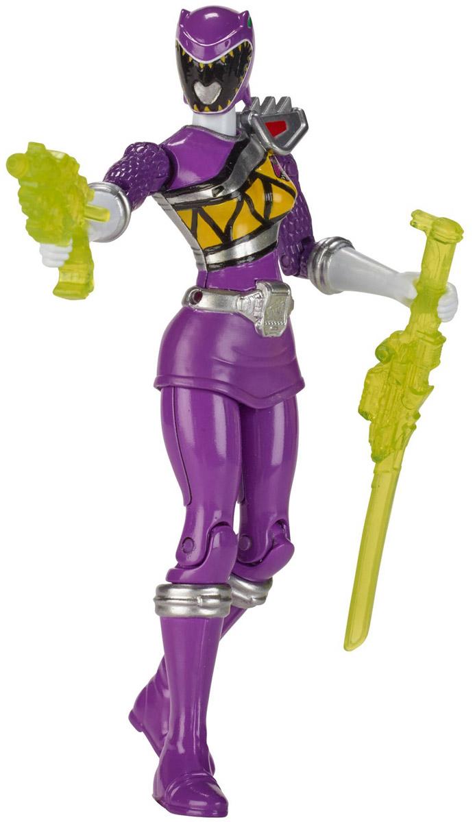Power Rangers Фигурка Purple Ranger Action Hero43200_43232Фигурка Power Rangers Purple Ranger Action Hero станет прекрасным подарком для вашего ребенка. Она выполнена из прочного пластика ярких цветов в виде непревзойденного рейнджера с оружием (в комплекте). Руки, ноги и голова фигурки подвижны. Могучие рейнджеры - американский телесериал в жанре токусацу, созданный компанией Saban в 1993 году на основе японского сериала Super Sentai Show. С 2003 года производился компанией Disney. Ваш ребенок будет часами играть с этой фигуркой, придумывая различные истории с участием любимого героя.