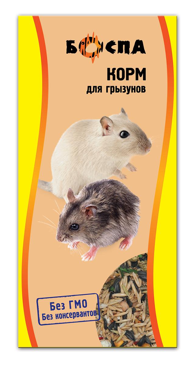 Корм для грызунов Боспа, 500 гЕ149Полнорационный корм для домашних животных