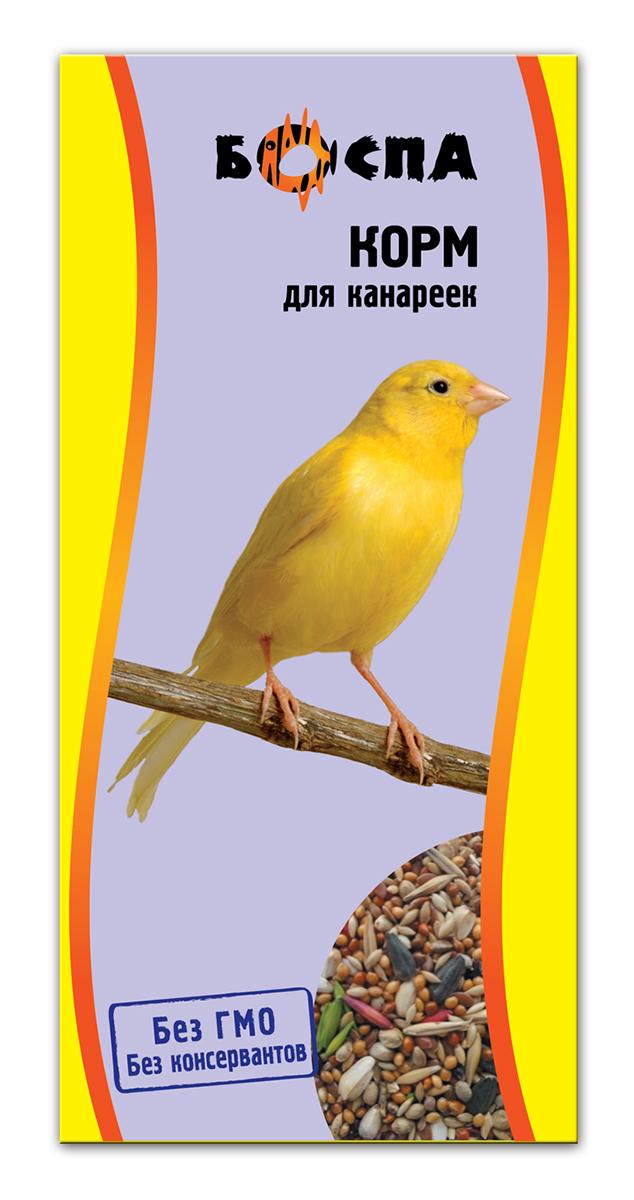 Корм для канареек Боспа, 500 гЕ151Полнорационный корм для домашних животных