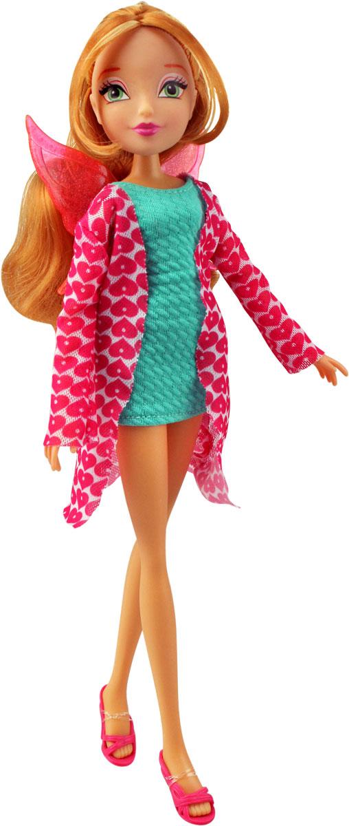 Winx Club Кукла Красотка Flora