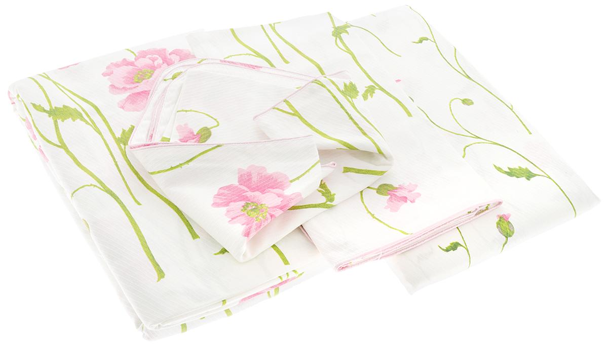 Комплект белья Гаврилов-Ямский Лен, 2-спальный, наволочки 70х70. 66636663Комплект постельного белья Гаврилов-Ямский Лен, выполненный из 100% хлопка, состоит из пододеяльника, простыни и двух наволочек. Хлопковая ткань является одной из гиппоаллергенных и прочных тканей, хорошо пропускает воздух, впитывает пары влаги, она мягкая, отлично стирается и гладится и плюс ко всему не такая дорогая, как натуральный шелк. Приобретая комплект постельного белья Гаврилов-Ямский Лен, вы можете быть уверены в том, что покупка доставит вам и вашим близким удовольствие и подарит максимальный комфорт.