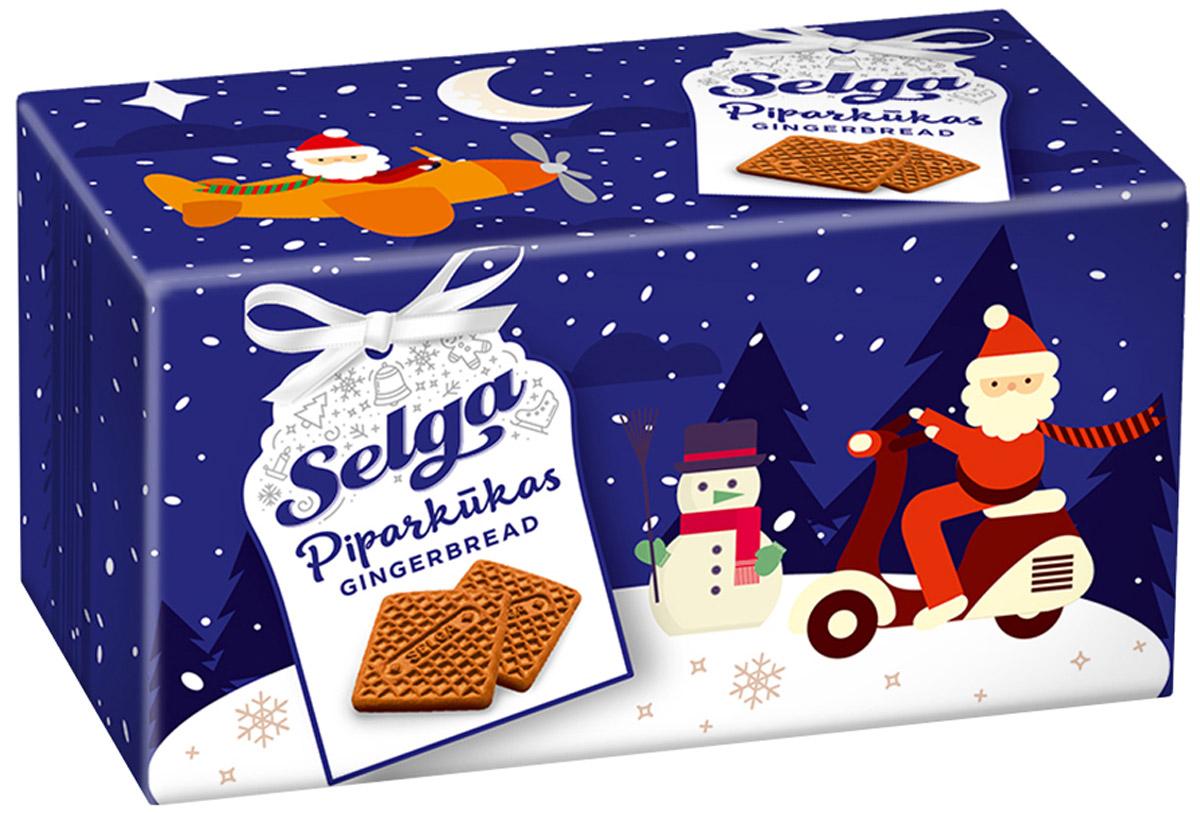 Laima Пиперкукас Селга новогоднее печенье, 180 гP310201362Сахарное печенье с перцем Пиперкукас. Со специями: кориандр, гвоздика, мускатный орех, имбирь, душистый перец.