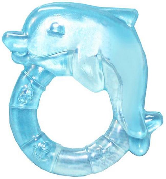 Canpol Babies Прорезыватель Дельфин цвет голубой