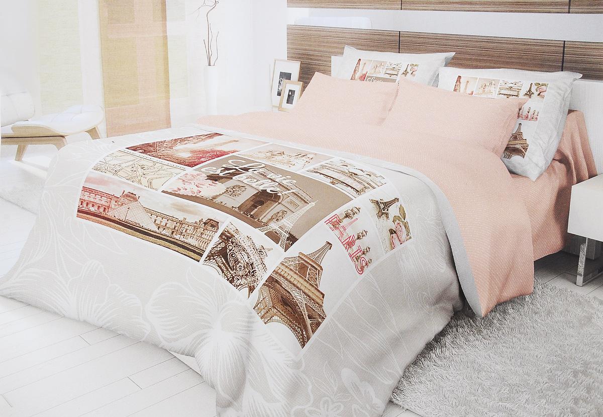 Комплект белья Волшебная ночь Lafler, 1,5-спальный, наволочки 70x70702166Комплект постельного белья Волшебная ночь Lafler, выполненный из ранфорса (100% хлопка), состоит из пододеяльника, простыни и двух наволочек. Ранфорс - хлопчатобумажная ткань полотняного переплетения без искусственных добавок. Большое количество нитей делает эту ткань более плотной, более долговечной. Высокая плотность ткани позволяет сохранить форму изделия, его первоначальные размеры и первозданный рисунок. Приобретая комплект постельного белья Волшебная ночь Lafler, вы можете быть уверены в том, что покупка доставит вам и вашим близким удовольствие и подарит максимальный комфорт.