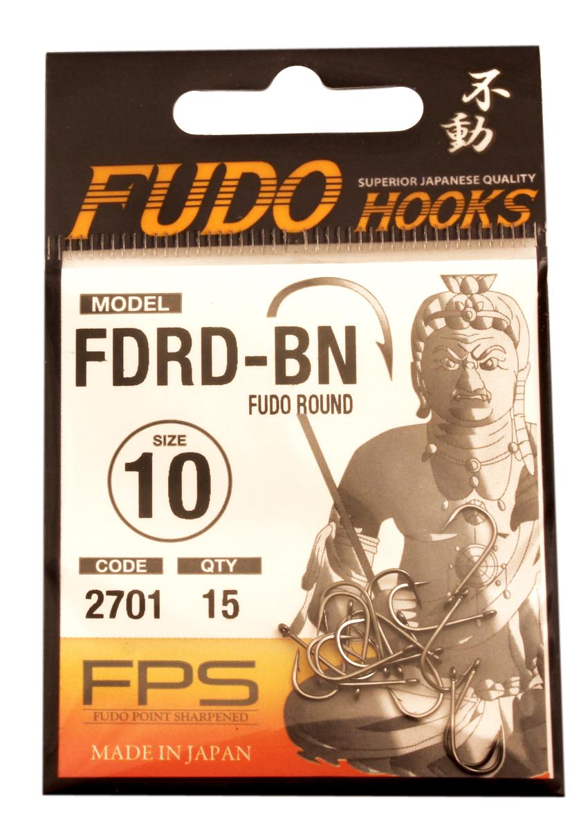 Крючок Fudo Round, №10 BN (2701), 15 шт13-10-7-142Рыболовные крючки FUDO, производства Японии, являют собой сочетание лучших материалов , лучших технологий и наилучших человеческих навыков. Основными характеристиками крючков являются : 1 ) оптимальная форма -с точки зрения максимального улова. 2) Экстремальный заточка крюка , которая сохраняется при длительной ловле. 3) Отличная эластичность, что позволяет им противостоять деформации. 4) Общая коррозионная стойкость в процессе производства , благодаря нескольким патентам в области металлургии и производства техники. Сталь с управляемым содержания углерода -это те материалы, которые применяются в производстве крючков. Эти материалы, в виде калиброванной проволоки ,изготавливаются исключительно для инжиниринговой службы FUDO . После чего, крючок подвергается двум различным методом для заточки : механическим и химическим. Во время заточки, уровень остроты контролируется онлайн , что в итоге приводит к идеальному повторению всей серии. Прочность крючка реализуется через печи , где...