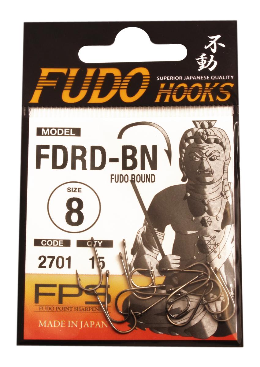 Крючок Fudo Round, №8 BN (2701), 15 шт13-10-7-143Рыболовные крючки FUDO, производства Японии, являют собой сочетание лучших материалов , лучших технологий и наилучших человеческих навыков. Основными характеристиками крючков являются : 1 ) оптимальная форма -с точки зрения максимального улова. 2) Экстремальный заточка крюка , которая сохраняется при длительной ловле. 3) Отличная эластичность, что позволяет им противостоять деформации. 4) Общая коррозионная стойкость в процессе производства , благодаря нескольким патентам в области металлургии и производства техники. Сталь с управляемым содержания углерода -это те материалы, которые применяются в производстве крючков. Эти материалы, в виде калиброванной проволоки ,изготавливаются исключительно для инжиниринговой службы FUDO . После чего, крючок подвергается двум различным методом для заточки : механическим и химическим. Во время заточки, уровень остроты контролируется онлайн , что в итоге приводит к идеальному повторению всей серии. Прочность крючка реализуется через печи , где...
