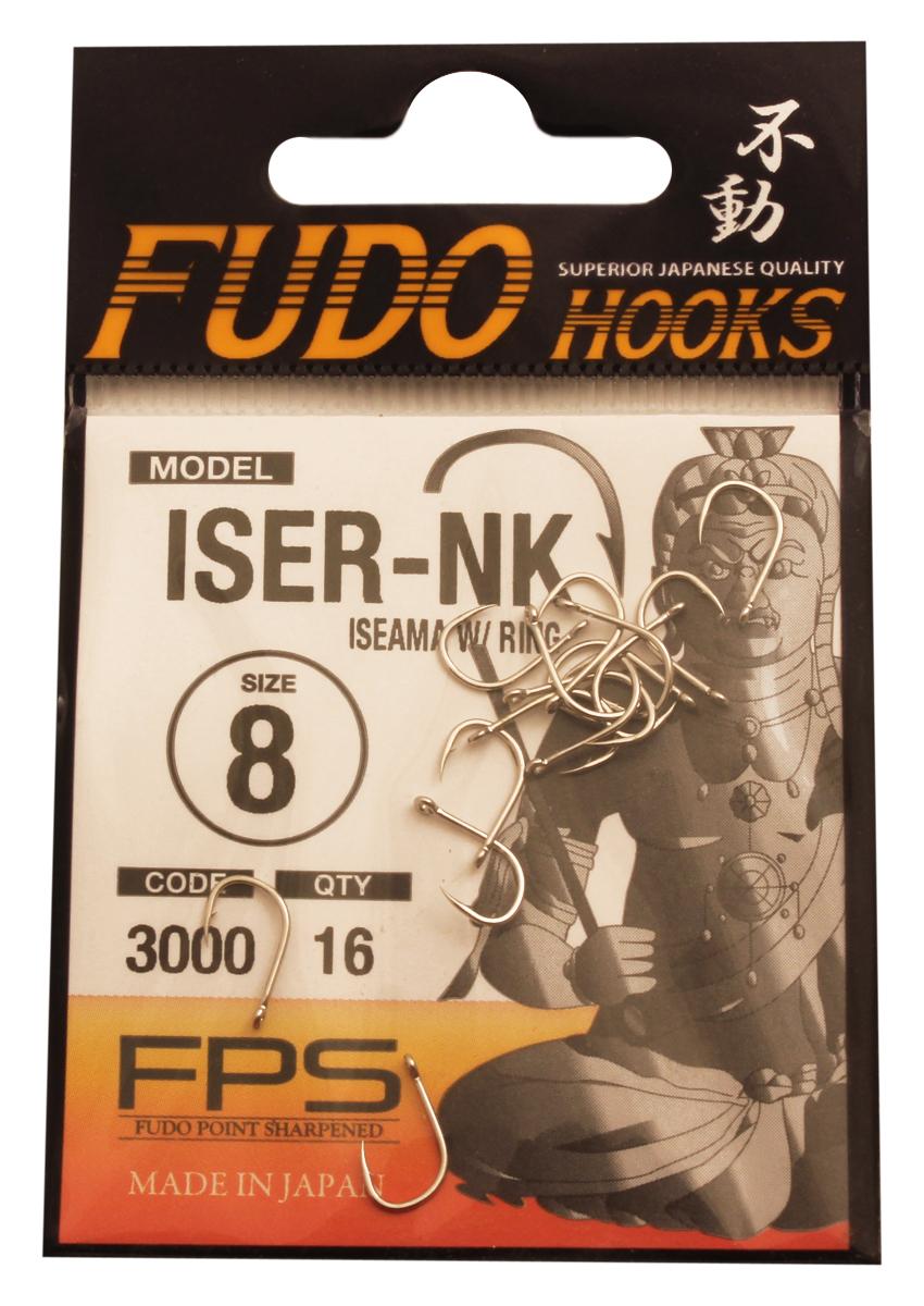 Крючок Fudo Iseama W/Ring, №8 NK (3000), 16 шт13444Рыболовные крючки FUDO, производства Японии, являют собой сочетание лучших материалов , лучших технологий и наилучших человеческих навыков. Основными характеристиками крючков являются : 1 ) оптимальная форма -с точки зрения максимального улова. 2) Экстремальный заточка крюка , которая сохраняется при длительной ловле. 3) Отличная эластичность, что позволяет им противостоять деформации. 4) Общая коррозионная стойкость в процессе производства , благодаря нескольким патентам в области металлургии и производства техники. Сталь с управляемым содержания углерода -это те материалы, которые применяются в производстве крючков. Эти материалы, в виде калиброванной проволоки ,изготавливаются исключительно для инжиниринговой службы FUDO . После чего, крючок подвергается двум различным методом для заточки : механическим и химическим. Во время заточки, уровень остроты контролируется онлайн , что в итоге приводит к идеальному повторению всей серии. Прочность крючка реализуется через печи , где...