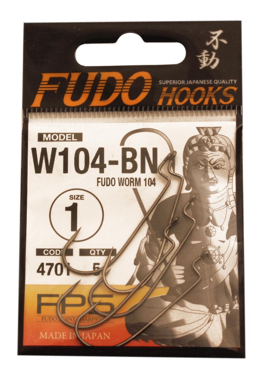 Крючок Fudo Worm, №1 BN (104), 5 шт30065Рыболовные крючки FUDO, производства Японии, являют собой сочетание лучших материалов , лучших технологий и наилучших человеческих навыков. Основными характеристиками крючков являются : 1 ) оптимальная форма -с точки зрения максимального улова. 2) Экстремальный заточка крюка , которая сохраняется при длительной ловле. 3) Отличная эластичность, что позволяет им противостоять деформации. 4) Общая коррозионная стойкость в процессе производства , благодаря нескольким патентам в области металлургии и производства техники. Сталь с управляемым содержания углерода -это те материалы, которые применяются в производстве крючков. Эти материалы, в виде калиброванной проволоки ,изготавливаются исключительно для инжиниринговой службы FUDO . После чего, крючок подвергается двум различным методом для заточки : механическим и химическим. Во время заточки, уровень остроты контролируется онлайн , что в итоге приводит к идеальному повторению всей серии. Прочность крючка реализуется через печи , где...