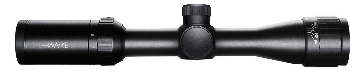 Hawke Vantage 2-7x32 AO (Mil Dot) прицел оптический6583