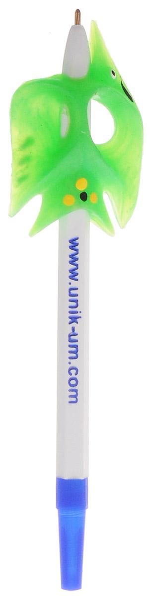 УникУМ Ручка-самоучка Тренажер для исправления техники письма цвет салатовыйАБ-4851_салатовыйДля того чтобы легко, быстро и красиво писать, необходимо научиться правильно держать ручку. Тренажер УникУм для переучивания детей и взрослых (правшей), которые научились держать ручку неправильно, позволяет быстро переучиться и выработать правильную технику письма. Взрослому не нужно постоянно стоять над ребенком, объясняя как должен располагаться каждый пальчик и какой должен быть наклон ручки. Достаточно помочь ребенку в первое время применения тренажера. Отличается от тренажера для обучения правшей большей фиксацией пальцев, что способствует исправлению неверных навыков письма. Тренажер также может быть полезен детям с нарушением тонкой моторики рук: с 2,5 лет - на карандаше, с 5 лет - на ручке. Изделие не предназначено для переучивания левшей писать правой рукой.