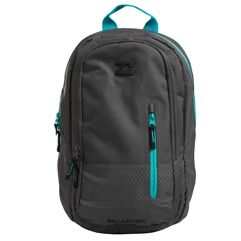 Рюкзак городской мужской Billabong Shadow, цвет: темно-серый , 25 л. Z5BP03Z5BP03Стильный и удобный рюкзак, компактный и достаточно вместительный. Отделение под ноутбук…