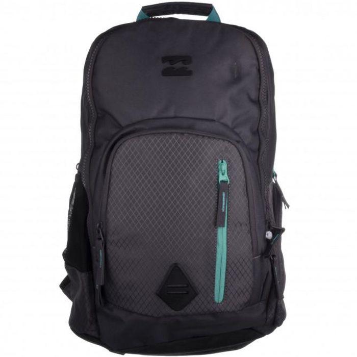 Рюкзак городской мужской Billabong Command, цвет: темно-серый , 35 л. Z5BP05Z5BP05Практичный рюкзак, выполненный из износостойких материалов, готовый служить Вам долгое время, сохраняя презентабельный внешний вид. Множество отделений делаю его очень вместительным и позволяют раскладывать вещи так, как Вам удобно. Мягкие вставки на задней панели и эргономичные плечевые лямки