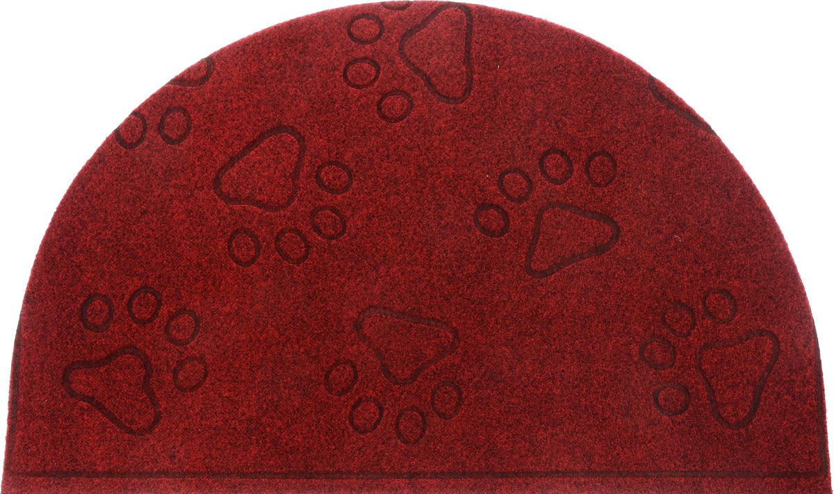 Коврик придверный EFCO Оскар. Лапы, цвет: красный, 65 х 40 см10984_красныйОригинальный придверный коврик EFCO Оскар. Лапы надежно защитит помещение от уличной пыли и грязи. Изделие выполнено из 100% полипропилена, основа - латекс. Такой коврик сохранит привлекательный внешний вид на долгое время, а благодаря латексной основе, он легко чистится и моется.
