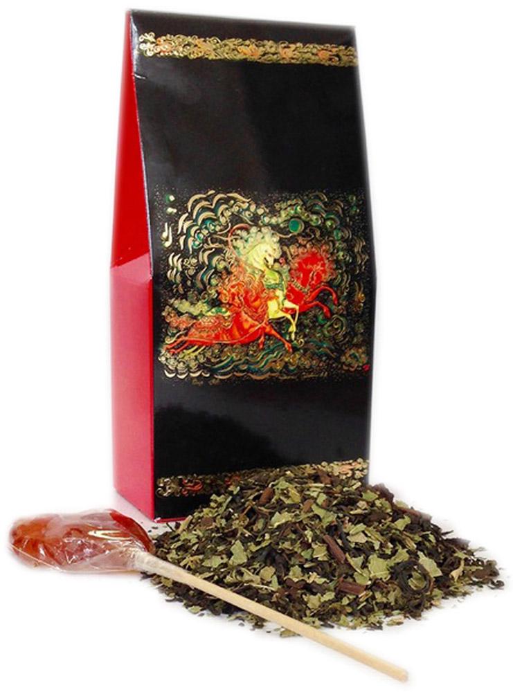 Правила Успеха подарочный набор Тройка Иван-чай листовой с мятой и леденцом, 50 г4610009215105Состав вложения: Русский традиционный Иван-чай 50 г, с мятой. Состав Иван-чая уникален и невероятно полезен, с ним не сравнится ни один субтропический чай. Иван-чай приводит организм в тонус, ободряет и прибавляет жизненной силы. Воздействует оздоравливающе на весь организм в целом. Натуральный леденец (20 г) Петушок на палочке: Яркий вкус детства - производятся по восстановленной технологии жжёного сахара из сахара, патоки.