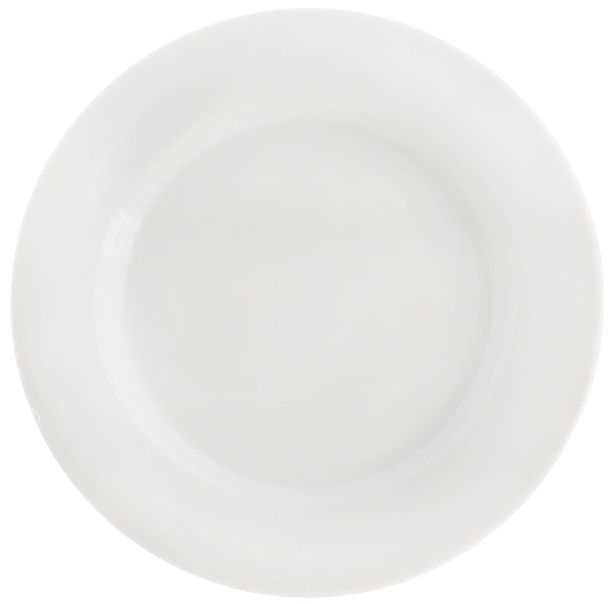 Блюдце Фарфор Вербилок, диаметр 15 см3415000ББлюдце Фарфор Вербилок выполнено из высококачественного фарфора. После обжига глазурь становится прозрачной, изделие приобретает глянцевый блеск и твердость. Блюдце Фарфор Вербилок идеально подойдет для сервировки стола и станет отличным подарком к любому празднику.