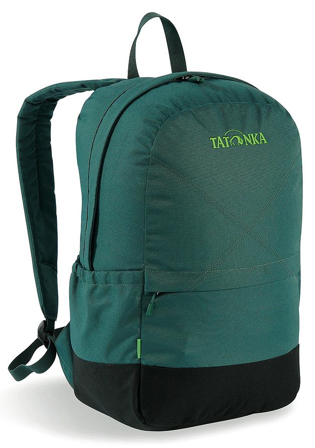 Рюкзак городской Tatonka Sumy, цвет: темно-зеленый, 18л1610.190Универсальный городской рюкзак