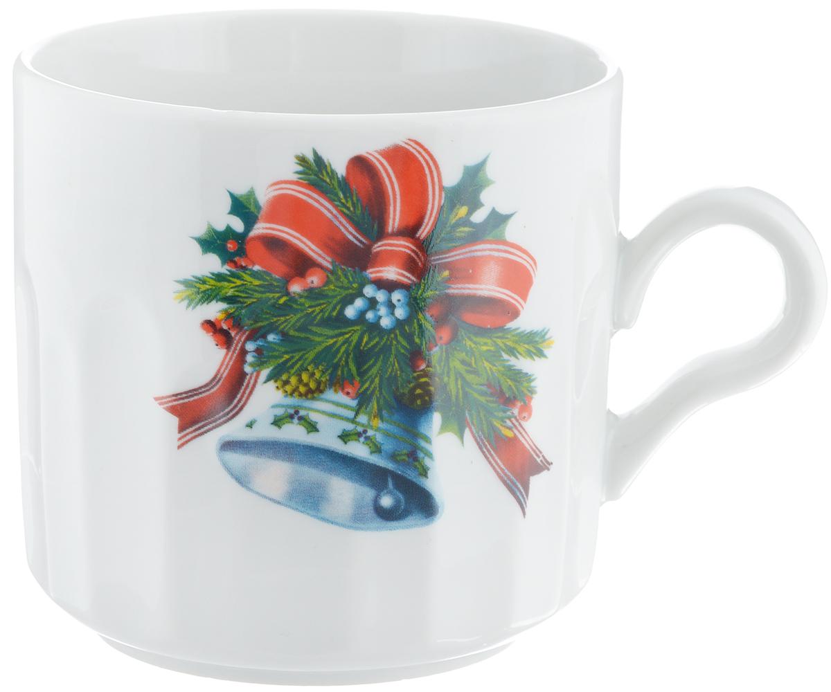 Кружка Фарфор Вербилок Колокольчик, 500 мл5722130Кружка Фарфор Вербилок Колокольчик способна скрасить любое чаепитие. Изделие выполнено из высококачественного фарфора. Посуда из такого материала позволяет сохранить истинный вкус напитка, а также помогает ему дольше оставаться теплым. Диаметр по верхнему краю: 9,5 см. Высота кружки: 9,5 см.