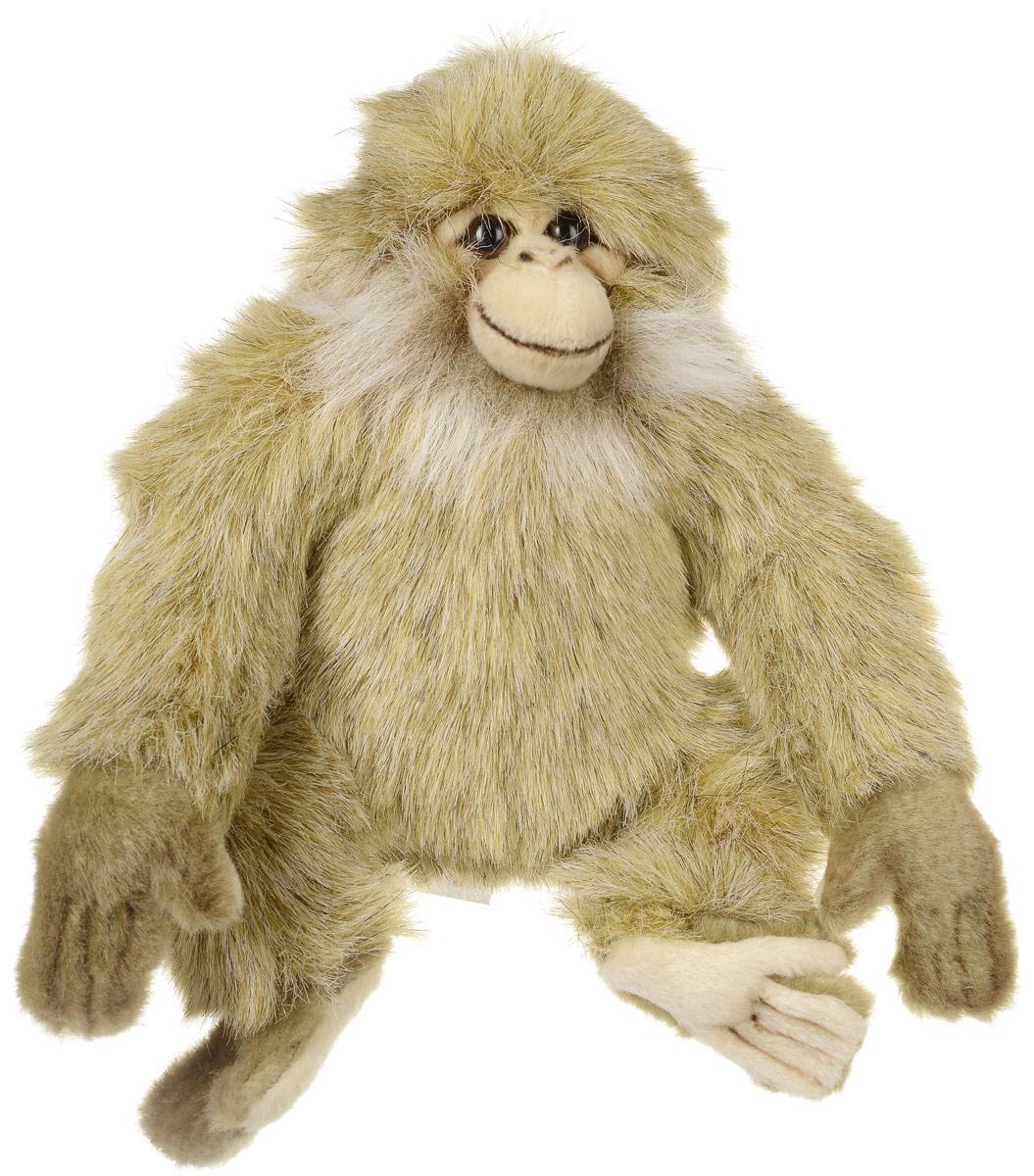 Hansa Toys Мягкая игрушка Обезьяна 15 см3562Обезьянами называются все представители отряда приматов, кроме человека. Большинство обезьян живут на деревьях, их пищу составляют в основном листья, фрукты и насекомые. Все обезьяны хорошо лазают. Передние конечности у них свободно вращаются. Большие пальцы на передних и задних лапах противопоставлены остальным, то есть все конечности хватательные, приспособленные для жизни на деревьях. Большинство обезьян всеядны и питаются насекомыми, ракообразными, птичьими яйцами, плодами, семенами, листьями деревьев, молодыми побегами и травой. Обезьяны наиболее многочисленны и разнообразны в тропических и субтропических областях, особенно на равнинах вблизи водоемов. После семи месяцев беременности у обезьян рождается один детеныш, родители заботятся о малыше от двух месяцев до двух лет, в зависимости от вида. Мягкая игрушка Hansa Toys Обезьяна обязательно понравится вам и вашему малышу, а также познакомит вас с этим животным.