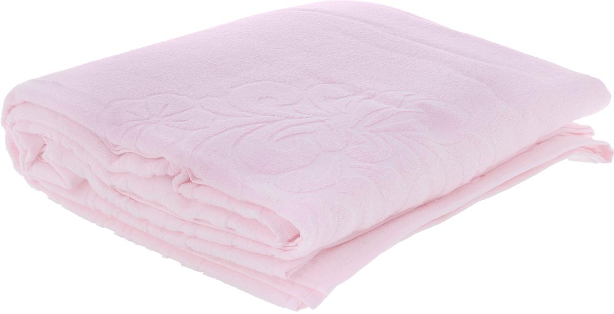 Покрывало Issimo Home Valencia, цвет: светло-розовый, 160 х 240 см4650Махровое покрывало Issimo Home Valencia изготовлено из экологически чистых материалов: хлопка (40%) и бамбука (60%). Изделие оснащено жаккардовой каймой и украшено рельефным рисунком. Покрывало подходит как для взрослых, так и для детей. Оно будет хорошо смотреться и на диване, и на большой кровати.