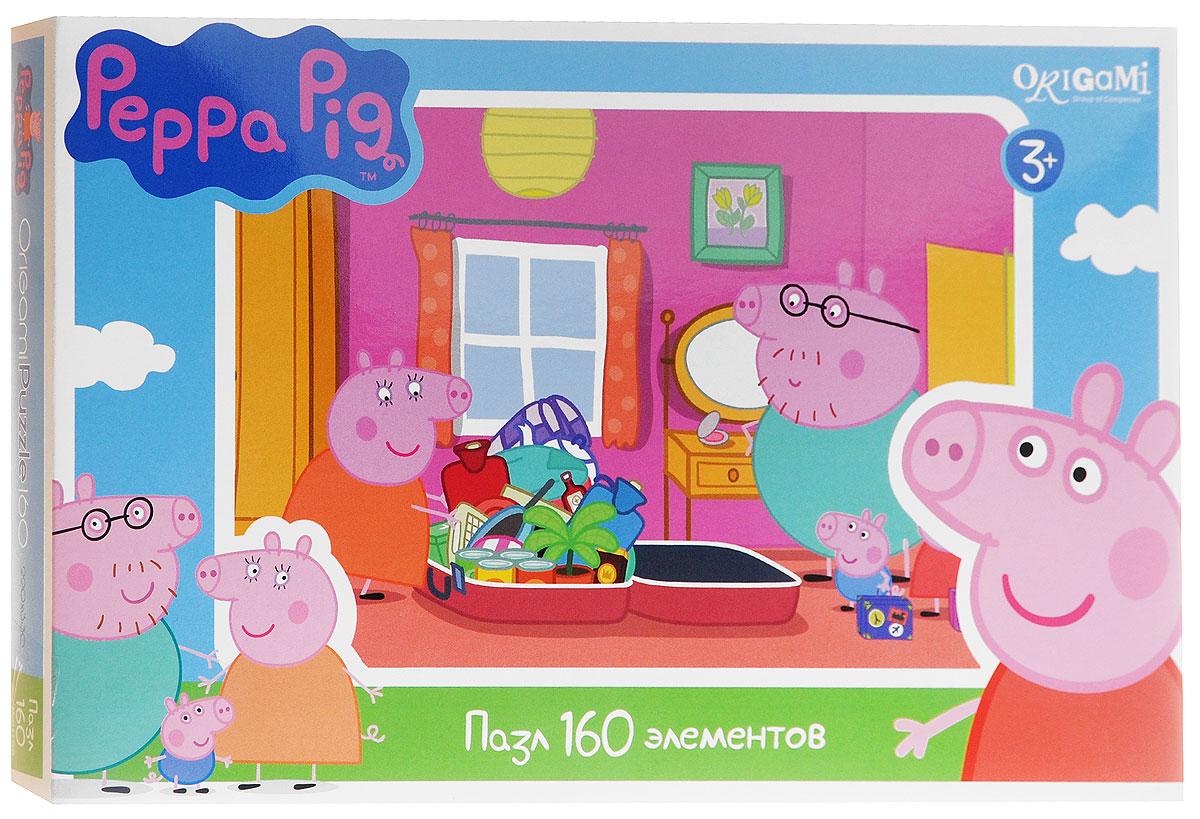 Оригами Пазл для малышей Peppa Pig Окно