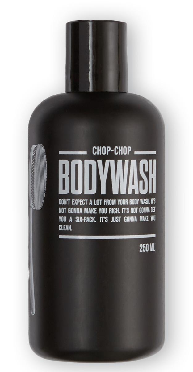 """Chop-Chop Гель для душа, 250 млCHPCHP.BWГель для душа на каждый день. Формула содержит натуральный усилитель липидного слоя, – в переводе на русский язык это означает, что кожа будет увлажнена и здорова. Аромат – цитрусовый, с нотками мандарина, апельсина и лайма. Активные ингредиенты кондиционера: Смягчает и увлажняет кожу и волосы благодаря содержанию """"Биолипида (Glyceryl Oleate). Это 100% натуральный усилитель липидного слоя, защита естественного увлажнения и здоровья кожи и волос в течении 24 часов. Процентное содержание 5%. Не содержит SLS, парабены и формальдегиды. Мягкие моющие натуральные ПАВы (гликозиды), которые получают из глюкозы риса, картофеля или пшеницы и кокосового масла. Процентное содержание около 4%. 2% натуральных экстрактов масел мандарина, апельсина и лайма."""