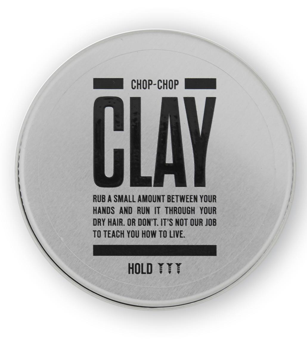 Chop-Chop Глина для волос, 50 млCHPCHP.CLAYГлина для укладки волос с сильной фиксацией, которая идеальна для классических коротких мужских стрижек. Эта глина вобрала в себя весь опыт мастеров самой крупной сети мужских парикмахерских в мире CHOP-CHOP. Активные ингредиенты За гладкость и стойкость прически отвечает пчелиный воск. Благодаря масляным компонентам сырой пчелиный воск естественным образом защищает и питает волосы и кожу головы. Процентное содержание более 20%. В основе смеси эфирных масел- глубокий и сложный аромат самого дорогого эфирного масла душистого тропического растения ветивера в сочетании с бергамотом и мандарином. Процентное содержание около 0,5%. Содержит натуральную белую глину. Процентное содержание - более 30%. Не содержит консервантов! Глина для укладки волос с сильной фиксацией, которая идеальна для классических коротких мужских стрижек. Эта глина вобрала в себя весь опыт мастеров самой крупной сети мужских парикмахерских в мире CHOP-CHOP. Активные ингредиенты За гладкость и стойкость прически...