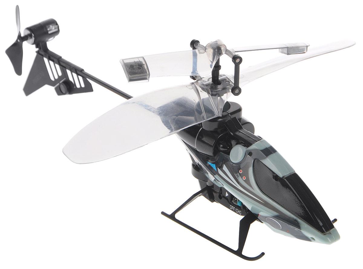 Silverlit Вертолет на инфракрасном управлении цвет серый черный