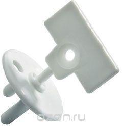 Safety 1st Заглушки в розетку с ключами 12 шт39052760Заглушка для розетки Safety 1st не даст любопытному малышу засунуть пальчики куда не следует. Заглушки вставляются в розетку, а достаются взрослыми с помощью специального ключа, который входит в комплект. В комплекте 12 вставок и 4 ключа.