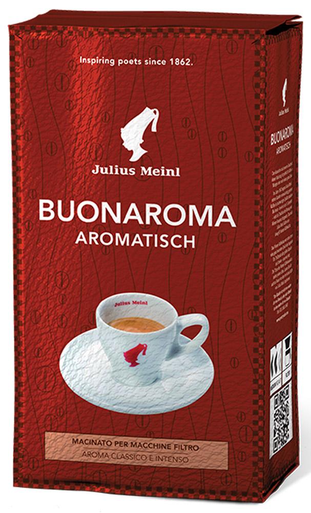Julius Meinl Венский завтрак Ароматный кофе молотый, 250 г137101Насыщенный кофе традиционной итальянской темной обжарки. Неотъемлемый элемент раннего завтрака!