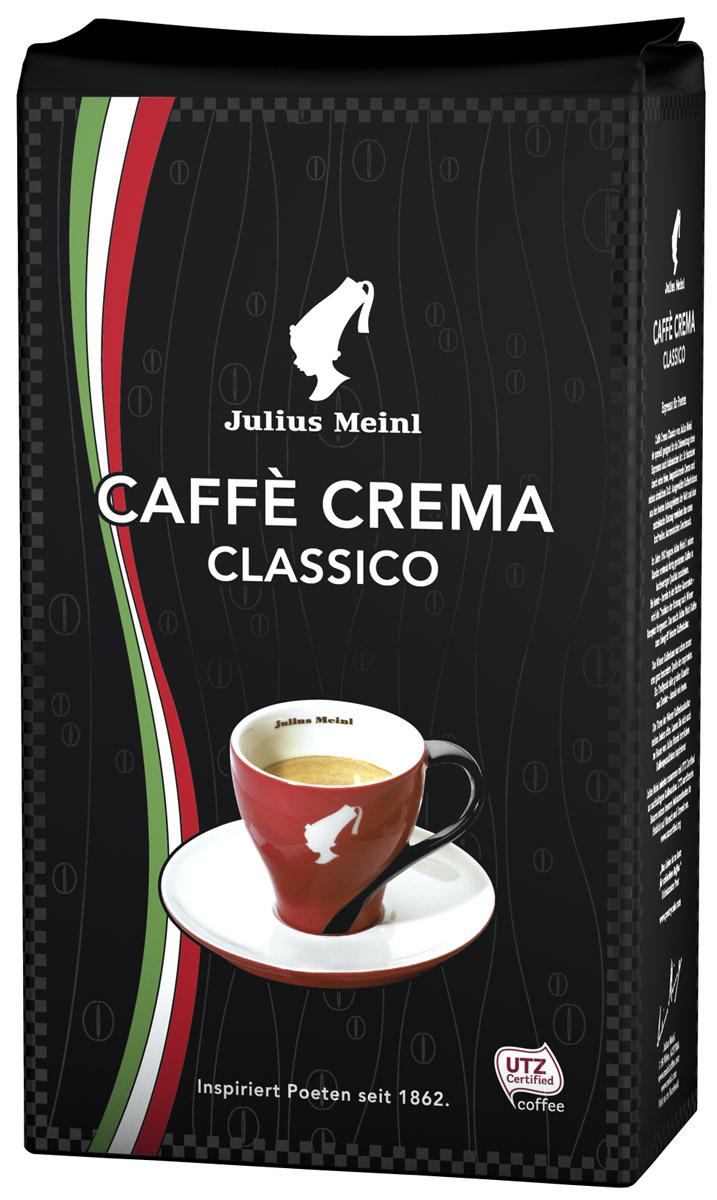 Julius Meinl Венский мокка кофе в зернах, 1 кг84461Традиционная итальянская эспрессо-смесь с насыщенным сладковатым ароматом фундука и интенсивным ореховым послевкусием.