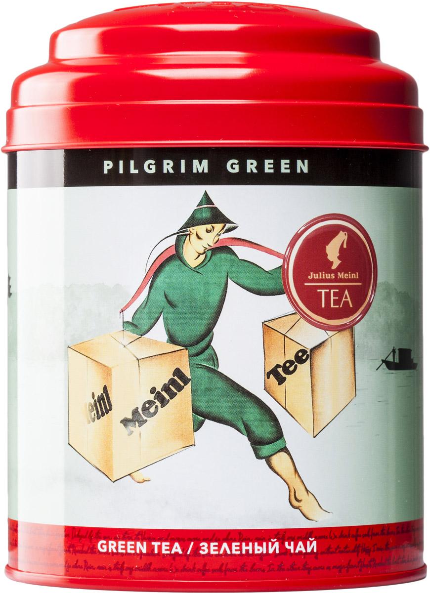 Julius Meinl Пилигрим зеленый листовой чай, 100 г86894Миниатюрные листочки Лунцзин известны на весь мир благодаря паломничеству к буддийским монастырям озера Сиху. И по сей день Лунцзин считается чаем для путешественников: его легко заваривать, и даже вдали от дома вы можете насладиться полнотой вкуса листового зеленого чая.