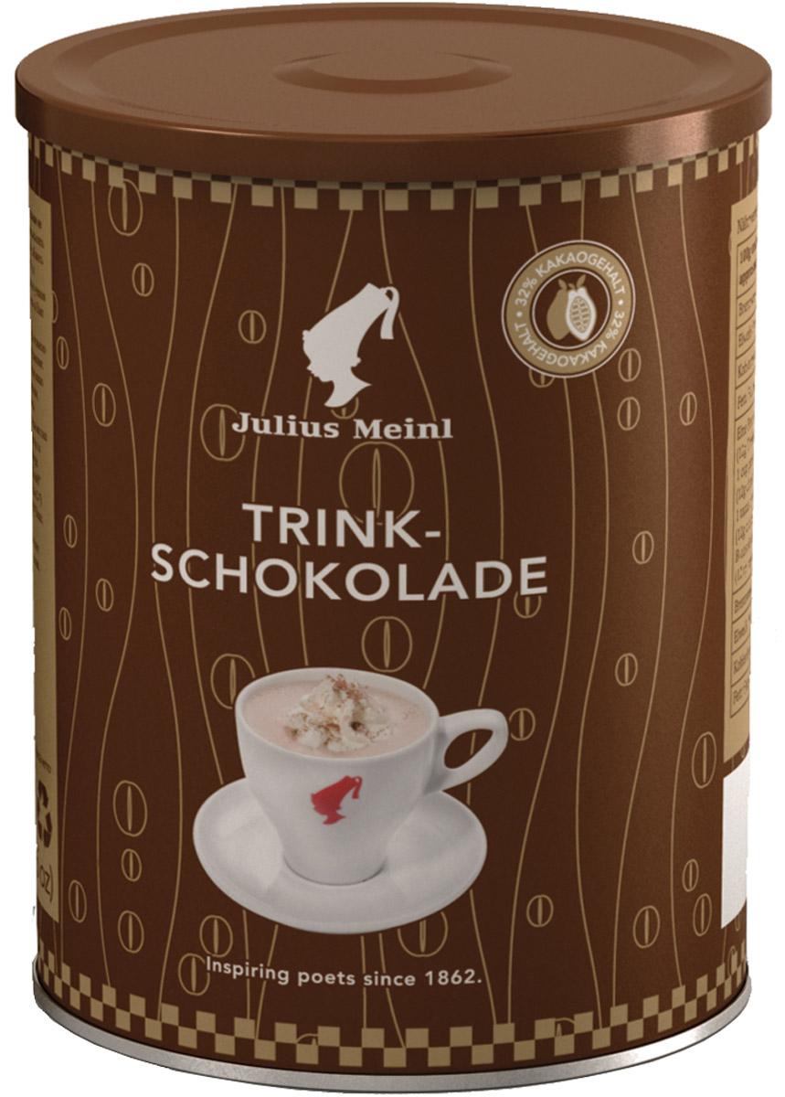 Для любителей классики – согревающий горячий шоколад, чрезвычайно простой в приготовлении. Нежная структура напитка придется по душе и взрослым, и детям. Способ приготовления: 4-5 чайных ложек смеси на чашку 150 мл. Добавить горячее молоко или воду и тщательно перемешать.