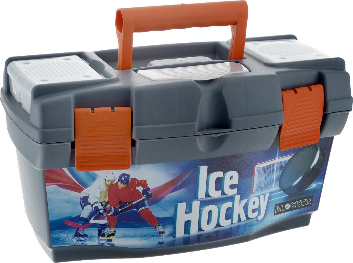 "Ящик для инструментов Blocker ""Master Ice Hockey"", 40 х 21 х 23 см BR3779"