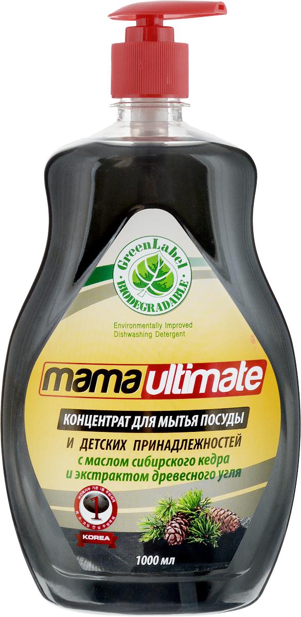 Гель для мытья посуды Mama Ultimate, с ароматом кедра, 1 л49337Мягкое концентрированное средство Mama Ultimate для мытья посуды и детских принадлежностей эффективно удаляет жирные и засохшие загрязнения как в горячей, так и в холодной воде. Благодаря густой гелеобразной формуле средство экономично в использовании. Обладает смягчающим эффектом, не сушит кожу рук, не повреждает ногти и не раздражает дыхательные пути. Нежный аромат сибирского кедра безопасно удаляет неприятный запах с посуды. Товар сертифицирован.