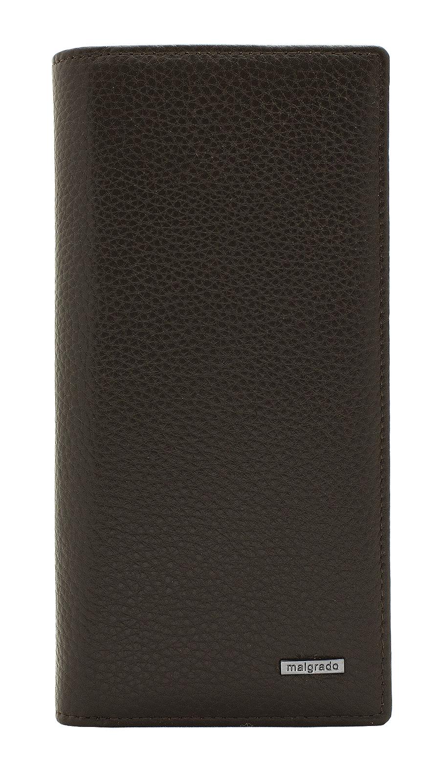 Портмоне мужское Malgrado, цвет: коричневый . 73401-5002D73401-5002D