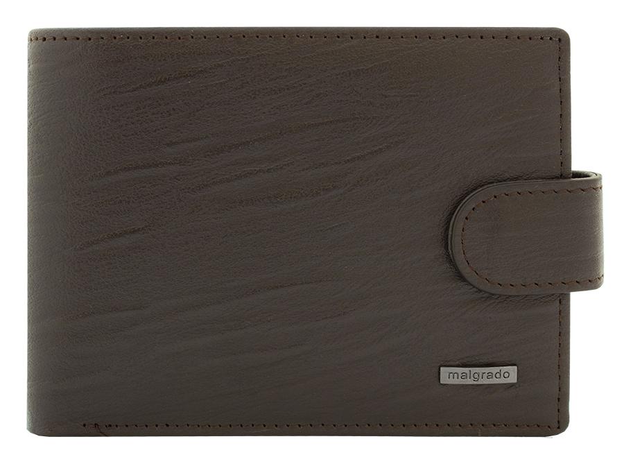 Портмоне мужское Malgrado, цвет: коричневый . 36002-5260136002-52601