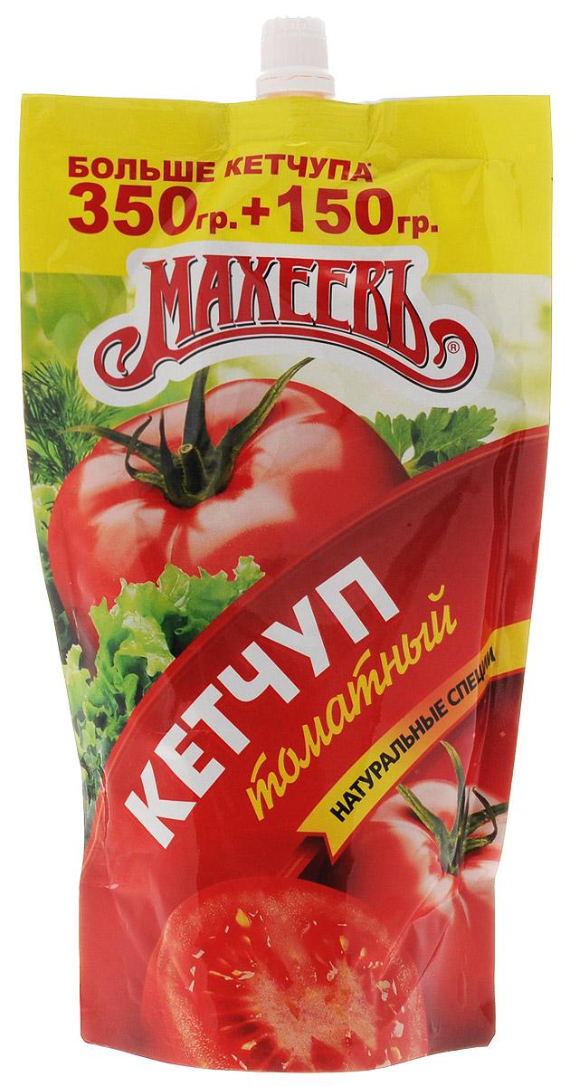 Махеев кетчуп томатный, 500 г