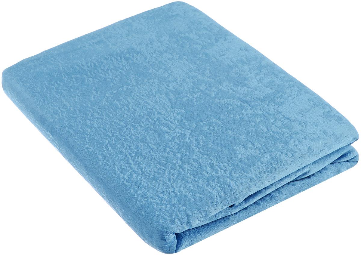 Штора Amore Mio, на ленте, цвет: голубой, высота 270 см71095Готовая штора Amore Mio - это роскошная портьера для яркого и стильного оформления окон и создания особенной уютной атмосферы. Она великолепно смотрится как одна, так и в паре, в комбинации с нежной тюлевой занавеской, собранная на подхваты и свободно ниспадающая естественными складками. Такая штора, изготовленная полностью из прочного и очень практичного полиэстера, долговечна и не боится стирок, не сминается, не теряет своего блеска и яркости красок.