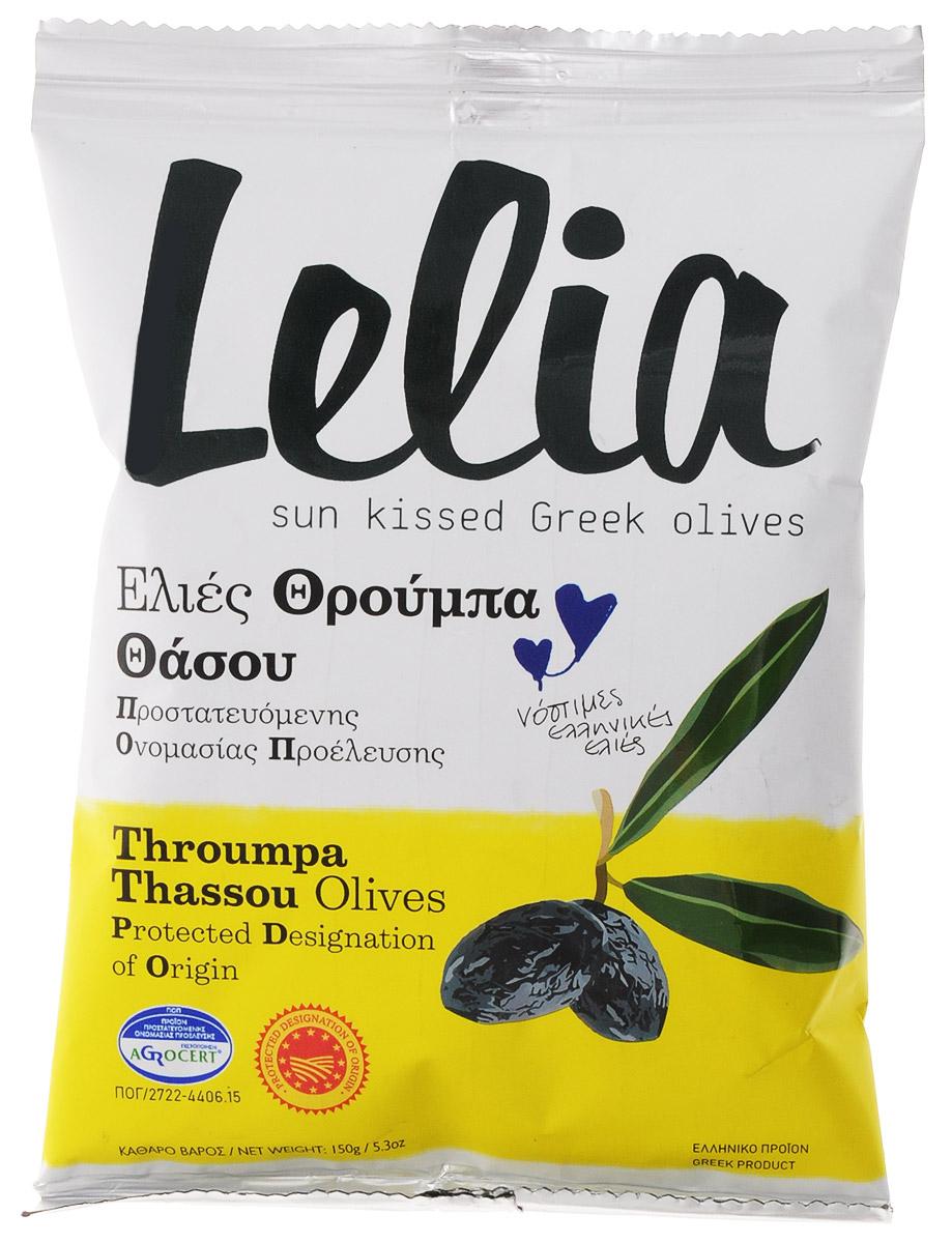 Lelia Оливки с косточкой вяленые Трубес с острова Тассос, 150 г51.0056,2Оливки с косточкой вяленые Lelia Трубес с острова Тассос считаются деликатесом во всем мире. Они очень ценны даже у себя на родине в Греции. Неповторимый вкус оливок Трубес придется по вкусу ценителям греческих продуктов. Вяленые оливки с острова Тассос можно использовать и как закуску, и как один из ингредиентов в составе различных блюд.