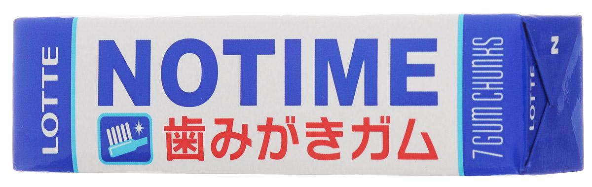 Lotte Notime жевательная резинка, 30 г49778212Нет времени почистить зубы? Жевательная резинка Lotte Notime имеет интересную форму - крошечные гранулы, которые удаляют налет с зубов и освежают дыхание!