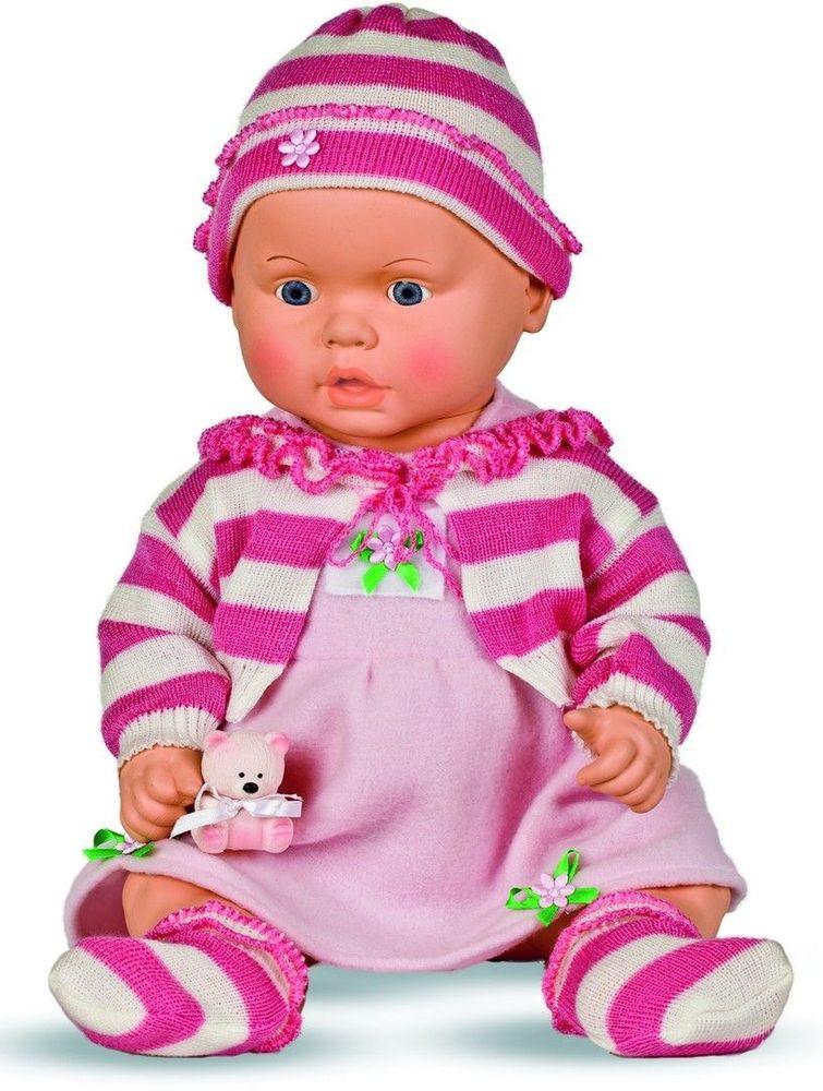 Весна Кукла Женечка В1178В1178Очаровательная кукла Весна покорит сердце любой девочки! Обаятельный внешний вид и прелестные одежки игрушечных красавиц вызывают только самые добрые и положительные эмоции. Высота: 53 см.