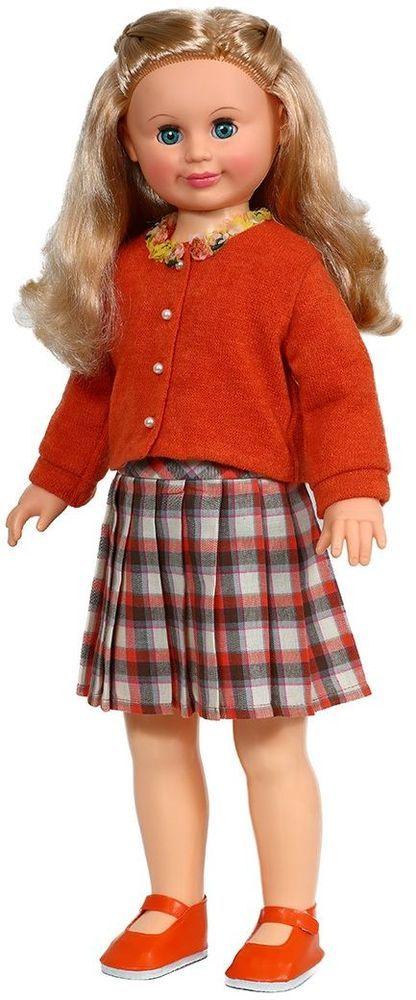 Весна Кукла Милана В2827/оВ2827/оОчаровательная кукла Весна покорит сердце любой девочки! Обаятельный внешний вид и прелестные одежки игрушечных красавиц вызывают только самые добрые и положительные эмоции. Высота: 70 см.