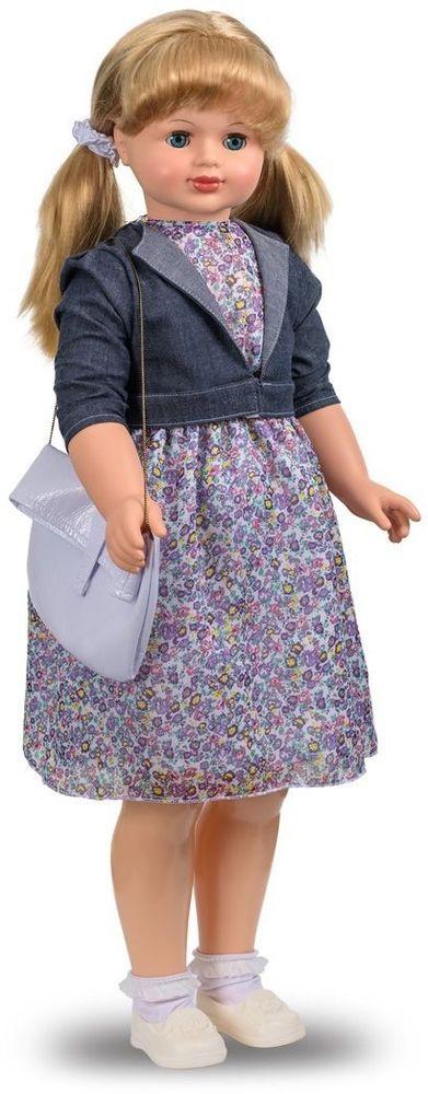 Весна Кукла Снежана В1535/оВ1535/оОчаровательная кукла Весна покорит сердце любой девочки! Обаятельный внешний вид и прелестные одежки игрушечных красавиц вызывают только самые добрые и положительные эмоции. Высота: 83 см.