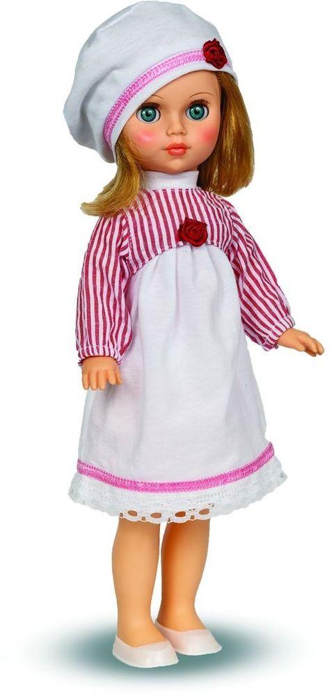 Весна Кукла Мила В2412В2412Очаровательная кукла Мила покорит сердце любой девочки! Обаятельный внешний вид и прелестные одежки игрушечных красавиц вызывают только самые добрые и положительные эмоции. Куклы производятся на российских фабриках из нетоксичных, безопасных для детей материалов. Они отличаются высоким качеством, проработанностью деталей и гармоничными пропорциями тела. Голова и ручки кукол изготовлены из эластичного винила, очень приятного на ощупь, а туловище и ножки - из прочной пластмассы. У кукол густые мягкие волосы, которые можно мыть, расчесывать и заплетать как только захочется. Они прочно закреплены и способны выдержать практически любые творческие порывы ребенка. Особый восторг у маленьких модниц вызывают нарядные костюмы, которые можно снимать и менять. Дополнительно к куклам выпускаются самые разнообразные комплекты одежды. С прелестной куклой отечественного производства возможно не просто весело проводить время, но и научиться одеваться по сезону. Игра с очаровательными куклами поможет...